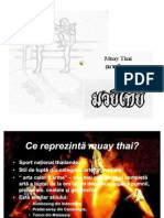 Muay Thai Ppt