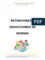 Guia Retenciones y Deduciones de Nomina