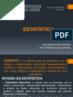 Estatística - Slides