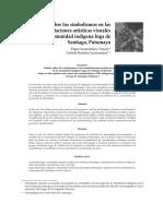 Chasoy & Jacanamijoy. Estudio sobre los simbolismos en las manifestaciones artísticas visuales de la comunidad indogena Inga de santiago Putumayo. REVISTA EDUCACIÓN Y PEDAGOGÍA.pdf