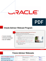 Oracle EAM and Primevera