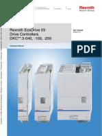 EcoDrive 03 - Instruction Manual
