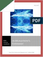 Dr. Murgatroyd's experiment