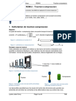 Cours RDM 2 Traction Compression