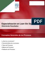 gestion procesos six sigma