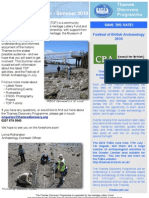 TDP Newsletter Summer 2010