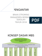 Pengantar Brain Stroming MBS