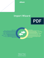 Altium WP Import Wizard WEB