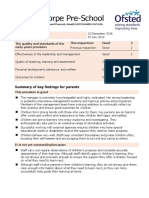 ofsted report dec 2016