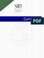 Universidad Internacional Curriculum