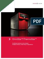 PK0097PEN Mass Spectrometer OmniStarThermoStar