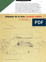Alejandro de La Sota Construir, Habitar (4914)