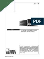 330R Installation Manual Moore Industries