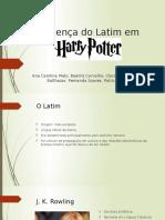 Harry Potter e o Latim