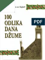 100 odlika dana Dzume