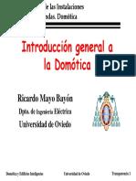 Introduccion a La Domotica