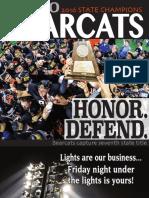 2016 Aledo Bearcats State Champs