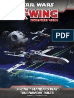 X-wing Tournament Rules v322