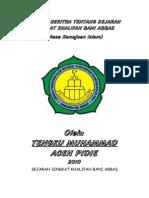 Sejarah Singkat Khalifah Bani Abbas