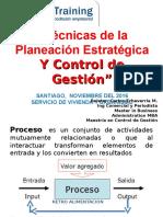 Curso Planificacion Estrategica SERVIU Clase 1