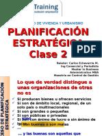 Curso Planificacion Estrategica SERVIU Clase 2