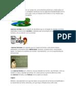 Glosario de conceptos y definiciones
