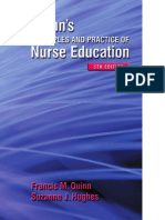 Nursing Education and Practice
