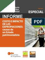 Informe del Observatorio de Derechos de Propiedad 2016