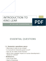 introduction to king lear