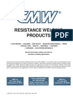 Cm w Welding Catalog
