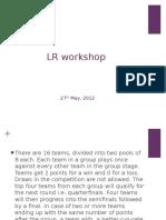 DI Workshop-Vipul Sunday