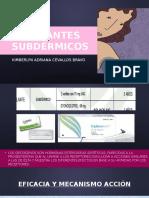 Métodos anticonceptivos (sólo gestágenos)