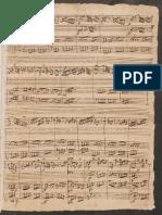 C.P.E. BACH Concerto Pour Clavecin Et Cordes en Ré Mineur Wq 17 H 420 Allegro