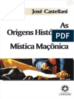 As Origens Históricas da Mística Maçônica - José Castellani.pdf