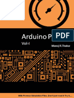 Manoj Thakur - Arduino Projects Vol-I_ With Proteus Simulation Files. Don't Just Read It, Try It_