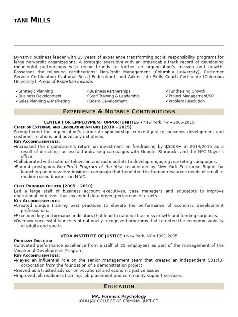 Resume Seo Wo Phone Fundraising Employment
