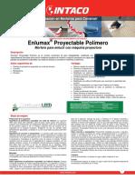 Ficha Tecnica Enlumax Proyectable Polimero