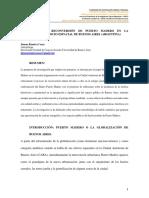El rol de la reconversión de Puerto Madero en la fragmentación socioespacial en Buenos Aires.pdf