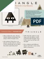 Triangle Teacher Tip Card
