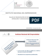 Instituto Nacional Emprendedor