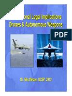 PPT Drones Autonomous CCW Lecture Seule