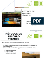 MÃ-TODOS DE RECOBRO 2016-A-9.pptx