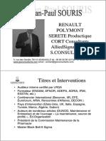 Séminaire Externalisation de La Fonction Maintenance -10-09