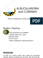 Albucalaroma and Company