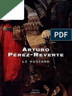 Arturo Perez-Reverte - hussard, Le.epub