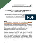 Analogias Quantitativas de Biologia Celular Na Formação Inicial de Professores de Biologia.