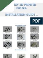 TRONXY P802EA Installation Guide v.03