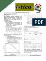 2010 JUL - Desbalance de Voltaje Calculo e Implicaciones