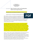 Border Immigration Enforcement Executive Order - Annotated by the National Immigrant Justice Center