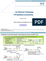 Netmanias.2008.02.11-Carrier Ethernet [TPS Backhaul Connectivity] (en)